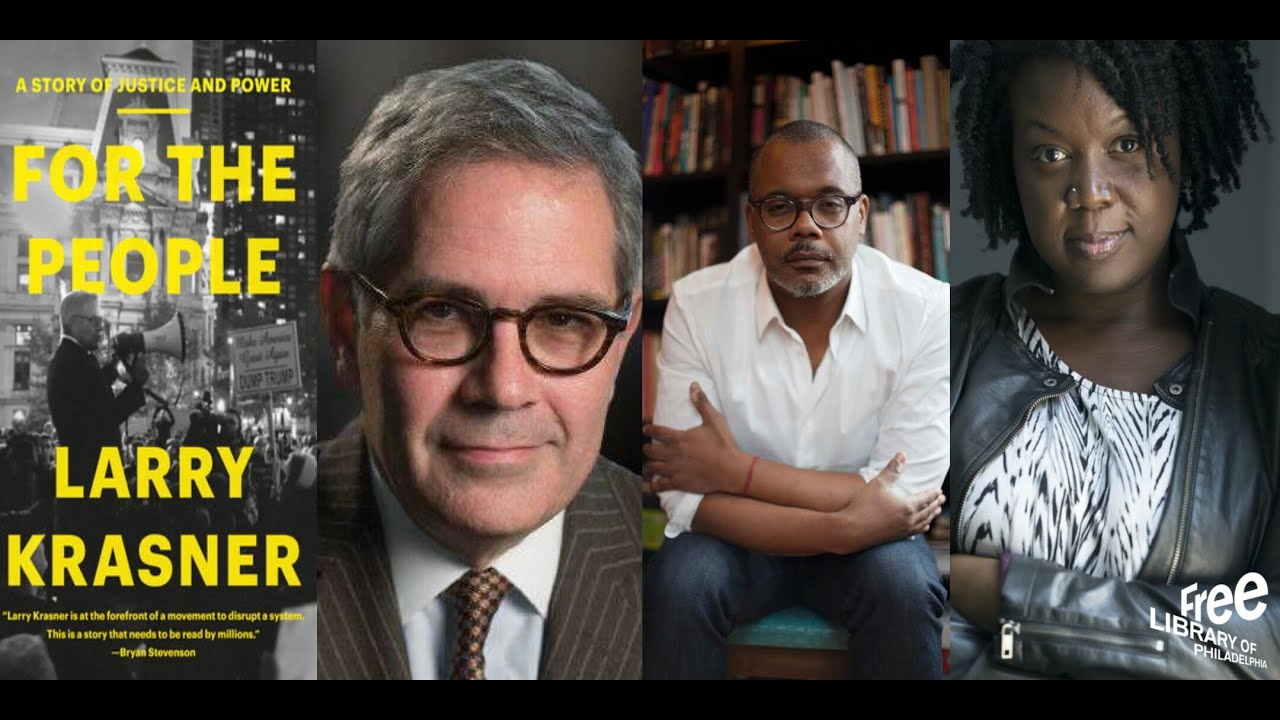 Download Larry Krasner   For the People: A Story of Justice and Power