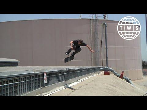 Will Kromer Brooklyn Projects x TWS Raw Edit