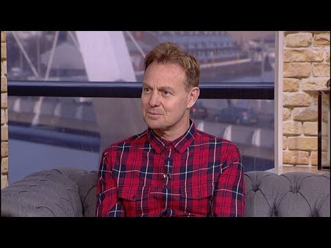 Interview with Jason Donovan, on Live at Five