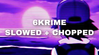 SHORDIE SHORDIE - LONELY ( SLOWED + CHOPPED BY. 6KRIME )