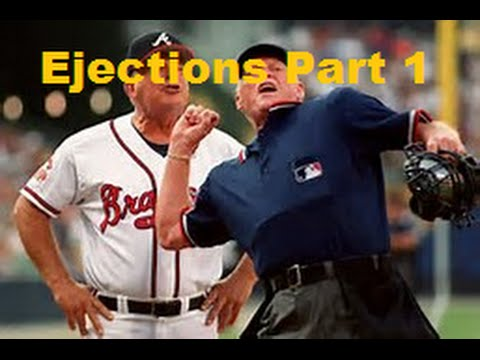 MLB Ejections Part 1
