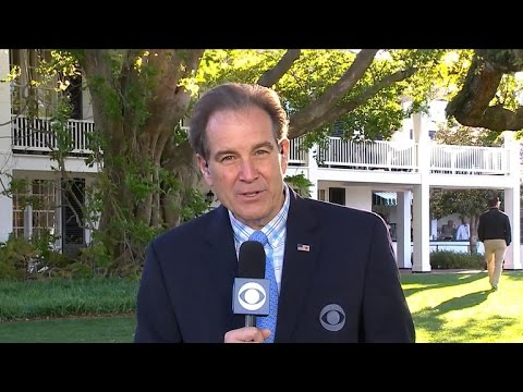 Jim Nantz on what to expect at the 2017 Masters