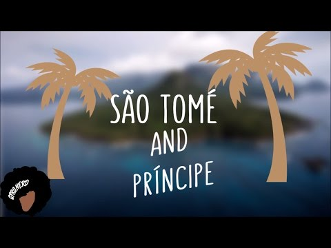#Wanderlust : São Tomé and Príncipe