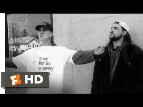 Clerks (1/12) Movie CLIP - Jay & Silent Bob (1994) HD