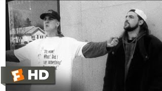 Clerks (1/12) Movie CLIP - Jay & Silent Bob (1994) HD
