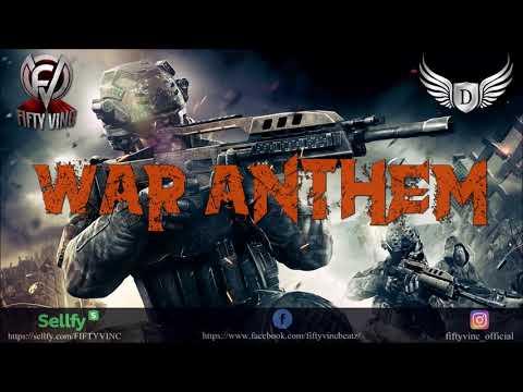 FIFTY VINC X DIDKER PRODUCER - WAR ANTHEM (DARK EPIC BANGER HIP HOP RAP BEAT)