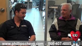 2006 Chevy Corvette - Customer Review Phillips Chevrolet - Used Car Dealer Sales Chicago