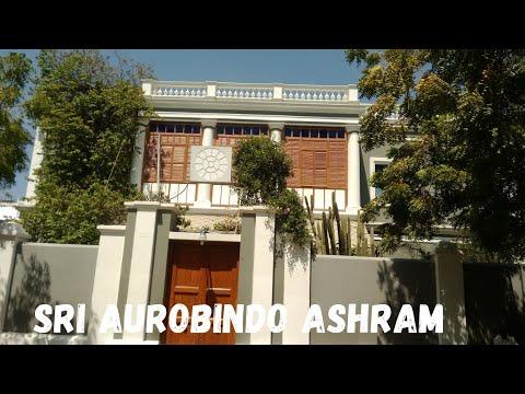 Pondicherry Sri Aurobindo Ashram