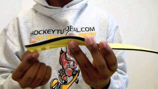 Superfeet Yellow Fit To Trim Ice Hockey