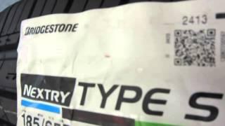 タイヤ交換 ホンダ・フリード 八王子 ネクストリータイプS ブリヂストン 185/65R15 西東京・多摩地区の八王子エリア。 thumbnail