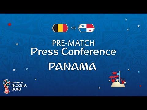 FIFA World Cup™ 2018: Belgium - Panama: Panama Pre-Match PC