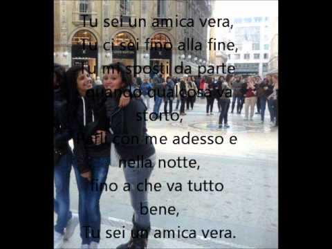 True friend (traduzione) :D