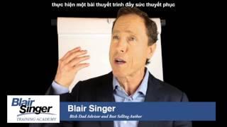 Kinh doanh thành công cùng vua bán hàng Blair Singer | Kỹ năng bán hàng đỉnh cao | Bí quyết sales