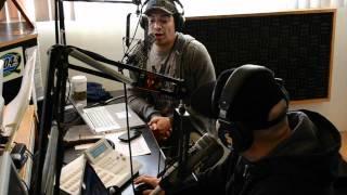 Rico & Mambo: CARLOS MENCIA Interview on Q104-7 (1-12)