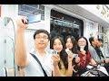 1st metro line under river starts trials| CCTV English