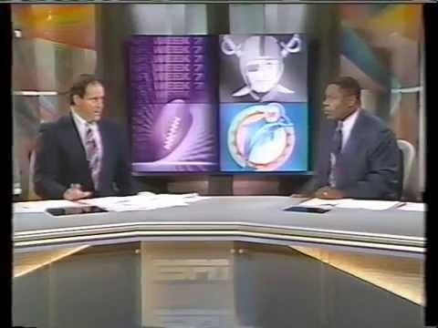 Highlights of The 1994 LA Raiders