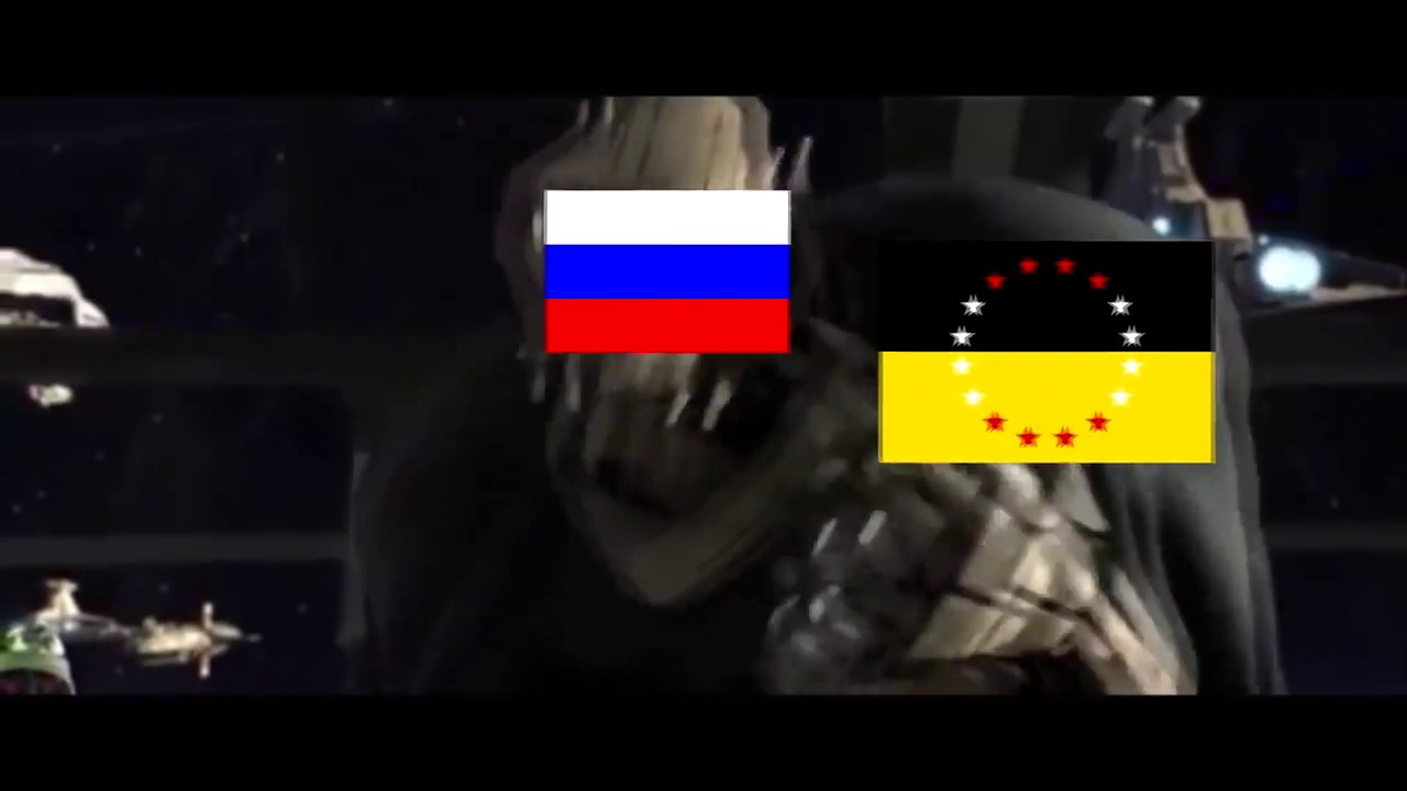 When you play Russia In HoI4 kaiserreich - смотреть онлайн