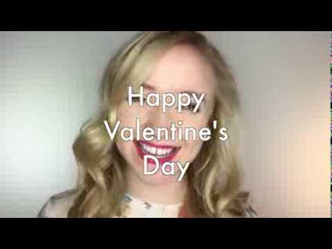 How do you say quot happy valentine s day quot youtube