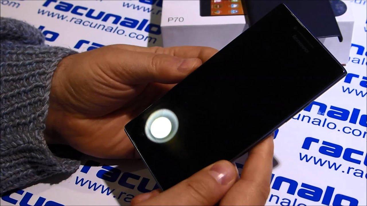Lenovo P70 Dual SIM video test 02 04 2015
