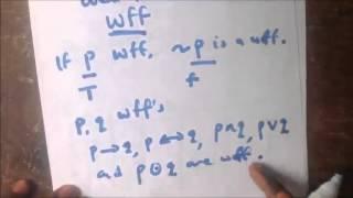 06 Well Formed Formula