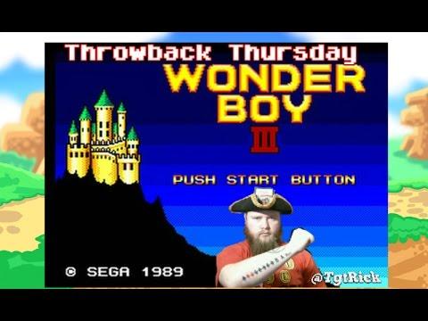 TbT Ep. 2 : Wonder Boy III: The Dragon's Trap  