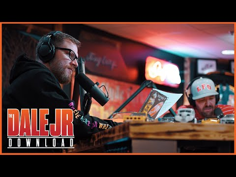 Dale Jr. Download: Martinsville Drama
