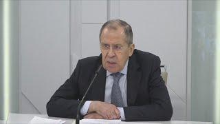 Это общая БЕДА! Сергей Лавров ответил на вопросы связанные с КОРОНАВИРУСОМ