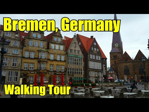 Bremen, Germany (Walking Tour)