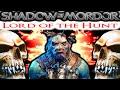 Middle Earth: Shadow of Mordor: Lord of the Hunt - THE MAD KING REIGNS FREELY