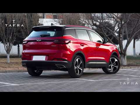 NEW 2020 CHERY TIGGO 7 - EXTERIOR AND INTERIOR