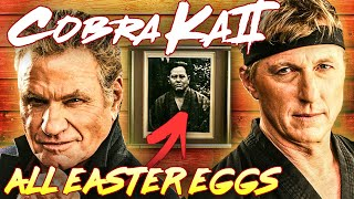 Cobra Kai Season 2 ALL Easter Eggs & References Explained !