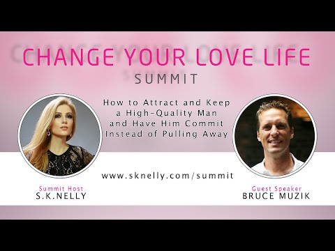 Bruc Muzik - Change Your Love Life Summit
