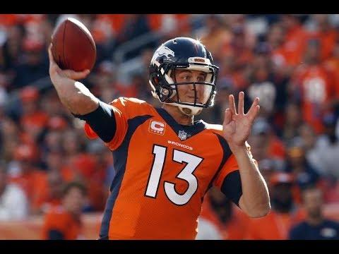 Trevor Siemian vs Cowboys (NFL Week 2) - 231 Yards + 4 TDs, INT! Career Day! | 2017-18 NFL HD