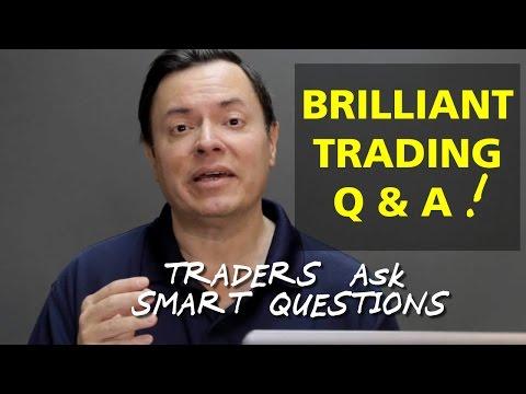 Brilliant Trader Q&A with Ken Calhoun Ep#009