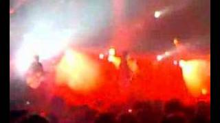 The Cure - The Baby Scream / One Hundred Years - Live Milano