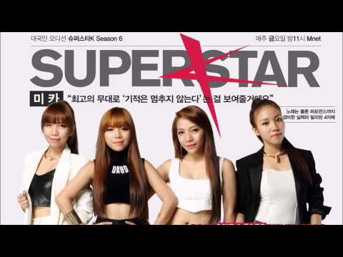 SuperStar K6 MICA - Maria Audio HD