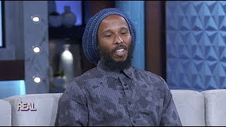 Ziggy Marley Talks Continuing His Father