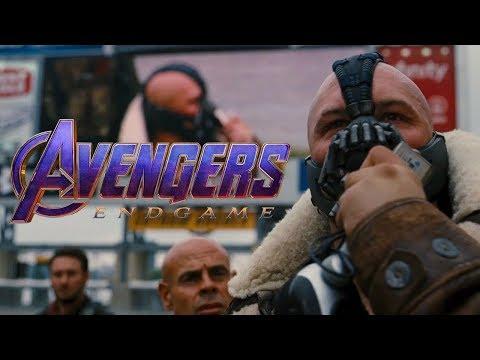 The Dark Knight Rises ( Avengers : Endgame Style )