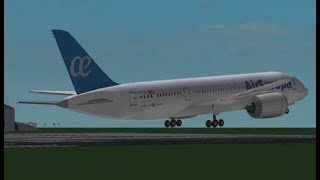 [ROBLOX] AirEuropa - A320 - Economy [READ DESCRIPTION]