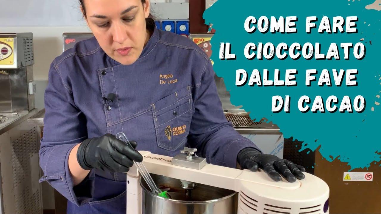 Come Fare il Cioccolato dalle Fave di Cacao
