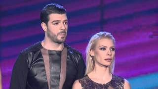 Dance with me Albania - Irena & Sardi (nata 10)