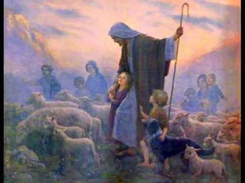 Gentle Shepherd (piano & instrumental w/lyrics) - YouTube