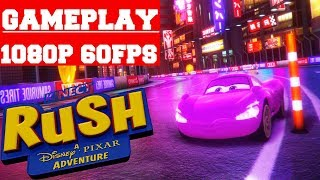 RUSH A Disney PIXAR Adventure Gameplay (PC)
