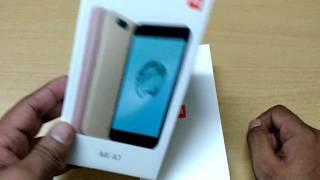 Xiaomi Mi A1 Black 4GB RAM 64GB Unboxing