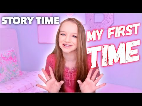 STORYTIME: MY FIRST PERIOD (Rushed To The Hospital)  | Bryleigh Anne thumbnail