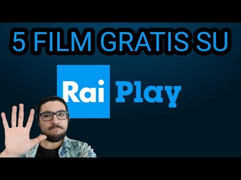 Consigli: 5 FILM GRATIS SU RAIPLAY