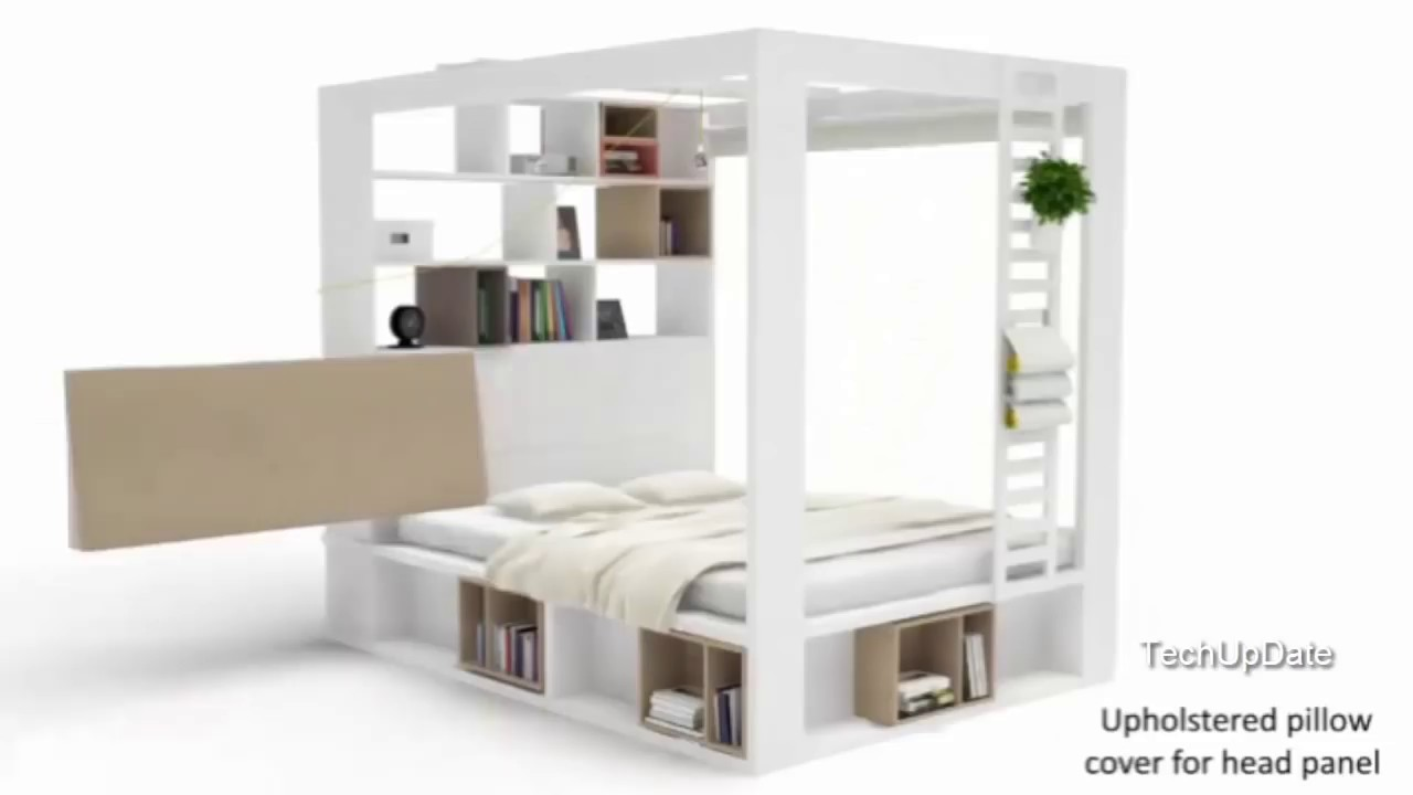 Great space saving ideas smart furniture compilation 2017 for Great cheap furniture