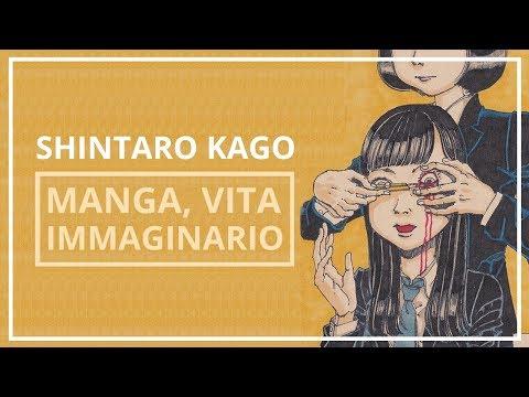 Shintaro Kago: Manga, Vita & Immaginario Ironic Ero Guro