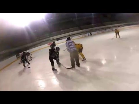 Foo Dogs vs. Puckhounds - April 2nd - Shanghai Hockey Club