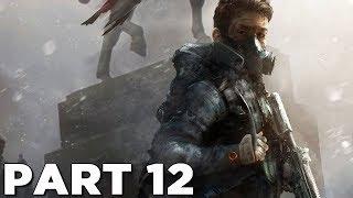 HYENA STRONGHOLD in THE DIVISION 2 Walkthrough Gameplay Part 12 (PS4 Pro)